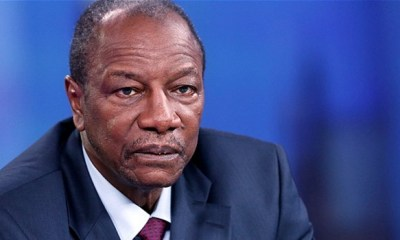 Two killed, dozens arrested as Guinea's government crackdown on protesters
