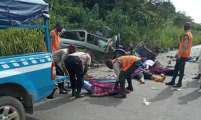 Nine killed, 12 injured in Ogun auto accidents