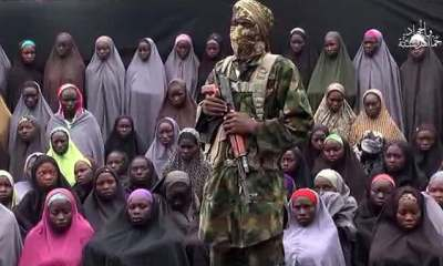 remaining Chibok girls in captivity