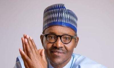Buhari speaks on third term