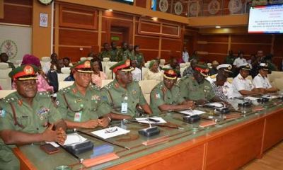 Buratai decorates 31 newly promoted army officers