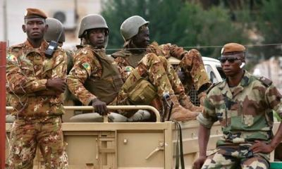 Armed militants kill 37, wound 60 in Burkina Faso