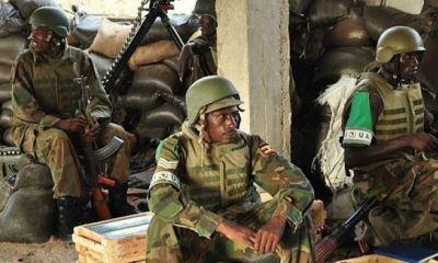 DR CONGO: Soldiers gun down top rebel leader