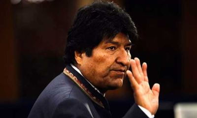 Bolivian ex-leader accepts political asylum in Mexico