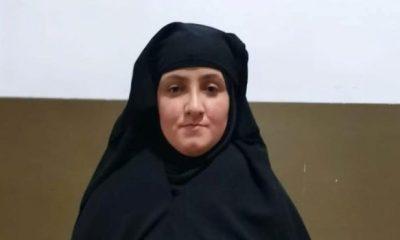 Turkey captures elder sister of slain ISIL leader Abu Bakr al-Baghdadi