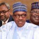 ASO ROCK WATCH: Constituency projects wahala, 3rd term agenda; Buhari rocks!