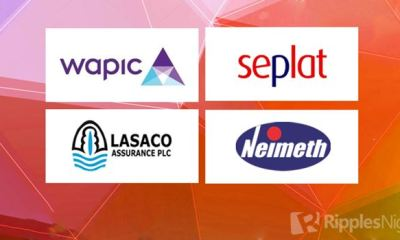 Neimeth, LASACO Assurance, WAPIC Insurance top Ripples Nigeria watchlist