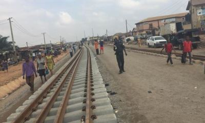 Army relocates units to pave way for rail line expansion