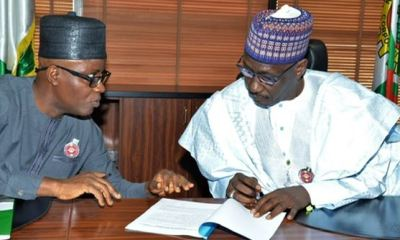NEITI, NNPC inaugurate joint committee to determine outstanding payments to Federation Account