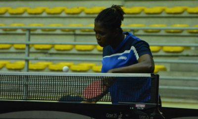 Nigeria's Fatimo Bello in Abidjan