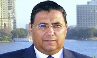 Aljazeera journalist Mahmood Hussein