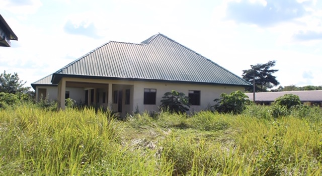 INVESTIGATION..... How DESOPADEC awarded contracts to fictitious firms, littering oil-producing communities with abandoned health centres