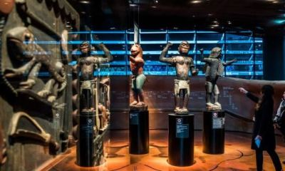 France to return looted Benin statues by 2021