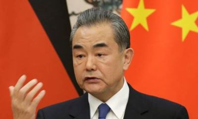After 4-year gap, China's top diplomat visits South Korea to mend ties