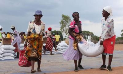 4.1m hungry Zimbabweans to receive food aid