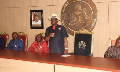 Wike reads riot act to task force, threatens to sack them