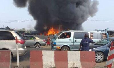 Kara cattle market goes up in flames
