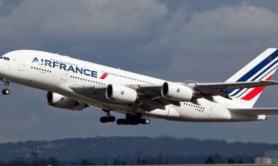 BREAKING: Air France suspends flying through Iran, Iraq airspace