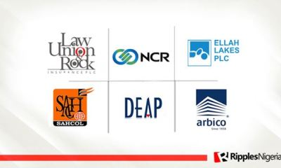 Law Union & Rock, NCR top Ripples Nigeria stock watchlist