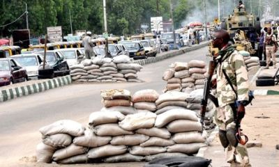 ALLEGATIONS OF EXTORTION: Army quietly cautions Borno Gov over his outcry