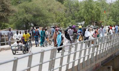 30 killed in bomb blast on Nigeria-Cameroon border