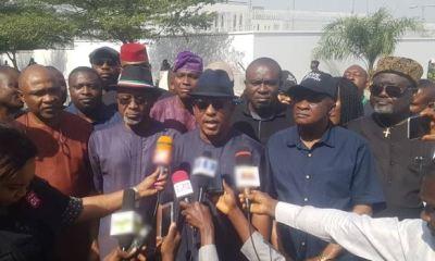 IHEDIOHA: Secondus, Abaribe, others beg US, UK to come save Nigeria