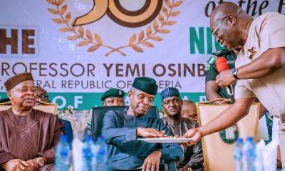 We must avoid circumstances that led to civil war —Osinbajo