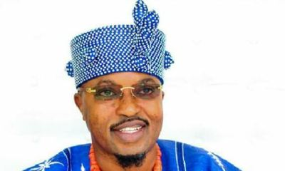 ALLEGED ASSAULT: Oluwo laughs off 6 months suspension by Osun State Traditional Rulers' Council