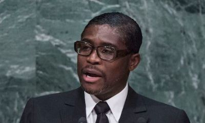French court fines Equatorial Guinea's vice-president for embezzling €30m