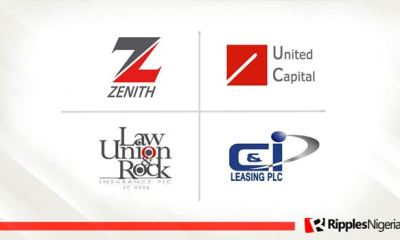 Zenith Bank, United Capital top Ripples Nigeria stock watchlist