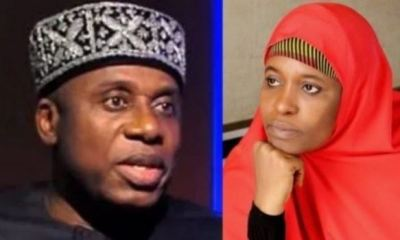 KADUNA TRAIN ATTACK: Between Amaechi & Aisha Yesufu, who is the liar?