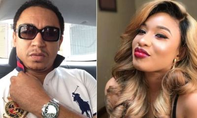Daddy Freeze says he doesn't doubt Tonto Dikeh's claim that her ex-hubby is bi-sexual