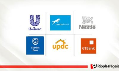 UACN Property, Unilever, Stanbic top Ripples Nigeria stock watchlist