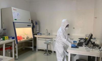 Two new COVID-19 laboratories activated in Lagos, Ogun