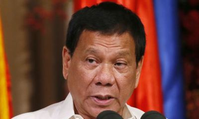 LOCKDOWN: President Duterte orders police to 'shoot dead anyone causing trouble'