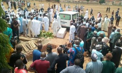 ABBA KYARI: Presidency asks journalists who covered burial to self isolate for 14 days