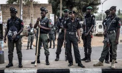 ENUGU: Robbers raid policemen at checkpoints, snatch AK47 rifles