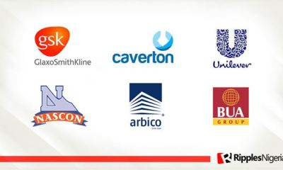 GSK, Caverton, BUA Cement, Nascon top Ripples Nigeria stock watchlist