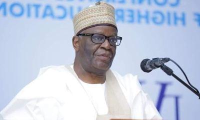 Gambari Has No Social Media Account –Presidency