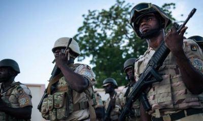 Mozambique security forces gun down 50 Islamist militants