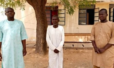 Police arrest 3 men for allegedly insulting Buhari, Masari on social media
