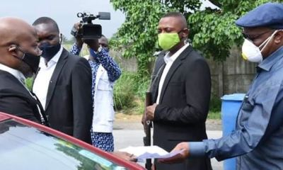 Gov Wike arrests VIPs who flouted lockdown order, tackles Deputy Police Commissioner