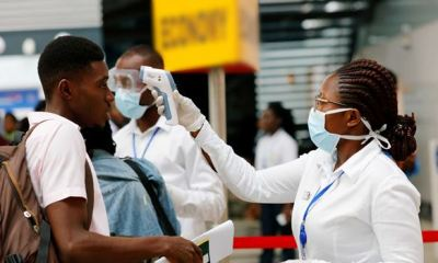 39 Nigerian returnees from West African countries quarantined in Badagry