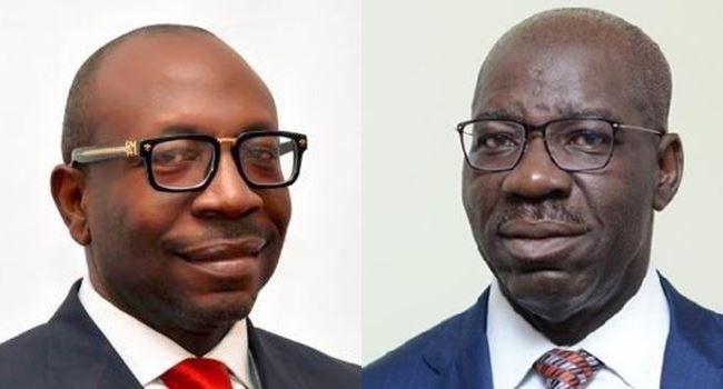 RIPPLESNIGERIA POLL: Who would you vote in the Edo guber election; Obaseki or Ize-Iyamu?