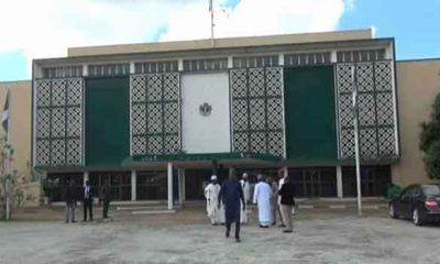 Kaduna Assembly in rowdy session as members impeach Deputy Speaker, replace him