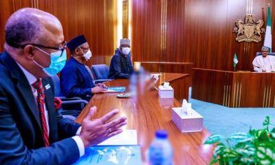 PTF briefs Buhari as COVID-19 cases keep rising
