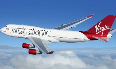Virgin Atlantic to resume flights from Lagos on August 24