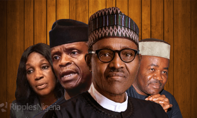 QuickRead: 'Port-Harcourt girl' rattles Akpabio, Osinbajo 'wails'; four other political developments and why they matter
