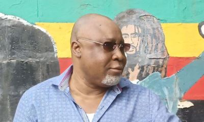 The spirit of Bob Marley