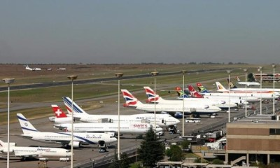 Kenya lifts ban on international flights